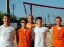Półfinał Mistrzostw Polski Kadetów w Siatkówce Plażowej