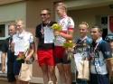 Udany występ pomorskich kolarzy na OOM Małopolska 2012