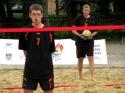 I Wakacyjny Turniej Siatkówki Plażowej w Lęborku