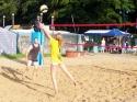 I Turniej Open Mikstów Wakacyjnej Ligi Siatkówki Plażowej w Pucku