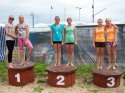 II Turniej Dziewcząt Wakacyjnej Ligi Siatkówki Plażowej w Pucku