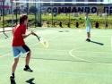 IV turniej badmintona w Redzie