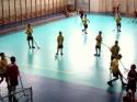 Gminne Igrzyska Młodzieży Szkolnej w unihokeja chłopców w Luzinie