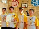 Powiatowa Liga Minisiatkówki
