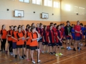 XIV Powiatowa Gimnazjada w Unihokeju dziewcząt i chłopców w Starzynie