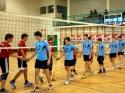 II turniej ligi wojewódzkiej w piłce siatkowej młodzików grupy C