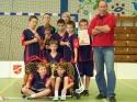 Półfinał Wojewódzkich Igrzysk w unihokeju chłopców i dziewcząt w Rumi