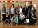 XIV Mistrzostwa Szkół Ponadgimnazjalnych w piłce ręcznej dziewcząt