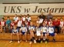 IV turniej Powiatowowej Ligi Minisiatkówki w Jastarni
