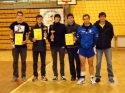Turniej par siatkarskich Andrzejki na Sportowo w Jastarni