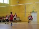 Półfinał Wojewódzki Igrzysk Młodzieży w Mini Piłce Siatkowej