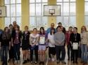 Licealiada Powiatu Puckiego w Tenisie Stołowym Dziewcząt