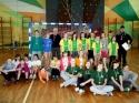 Igrzyska Młodzieży Powiatu Puckiego w Mini Piłce Ręcznej Dziewcząt