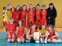 Igrzyska Młodzieży Powiatu Wejherowskiego w Mini Koszykówce Dziewcząt