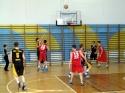 Finał XIV Wojewódzkiej Gimnazjady w Koszykówce Chłopców