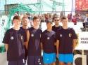 Pomorskie na OOM 2013 - siatkówka plażowa chłopców