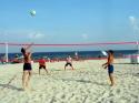 Ogólnopolski Turniej Miast Piłki Siatkowej Plażowej Open w Helu