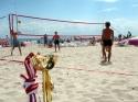 Turniej Piłki Siatkowej Plażowej Sport To Nasza Pasja w Helu
