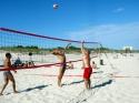 Turniej Piłki Siatkowej Plażowej - Żegnajcie Wakacje w Helu