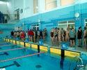 Powiatowe pływanie