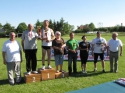 VIII Gminne Mistrzostwa Weteranów Lekkiej Atletyki w Połczynie