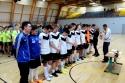 Powiatowa Liga Gimnazjalna w piłce nożnej halowej, Kartuzy