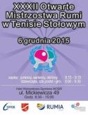 XXXII Mistrzostwa Rumi w Tenisie Stołowym