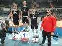 Grad medali zawodników LKS Ziemi Puckiej w Halowych Mistrzostwach