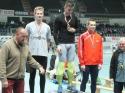 Szymon Kreft medalistą Halowych Lekkoatletycznych Mistrzostw Polski