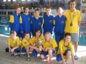 Drużynowe Mistrzostwa Województw Młodzików 12-letnich w pływaniu