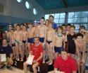 IX Powiatowe Mistrzostwa Młodzieży Szkolnej w Sztafetach Pływackich