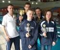 Udane rozpoczęcie sezonu pływaków  SOLEX-u Lębork w Wejherowie