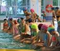 Nauka pływania w UKS MEWA
