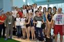 Sztafety pływackie w Cetniewie