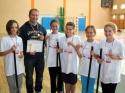 XII Powiatowe Igrzyska Młodzieży Szkolnej w Unihokeju dziewcząt