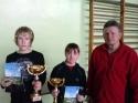 Turniej tenisa ziemnego młodzieży w Redzie