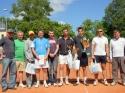 Turniej tenisa ziemnego o Puchar Artura Szostaczko w Helu
