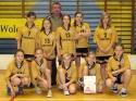 Półfinał Wojewódzkich Igrzysk Młodzieży w Unihokeju Dziewcząt