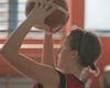 Półfinał Wojewódzkiej Gimnazjady w koszykówce dziewcząt