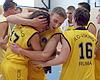 Finał Wojewódzkiej Licealiady w koszykówce chłopców