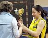 Finał Wojewódzkiej Gimnazjady w koszykówce dziewcząt