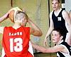 Półfinał Wojewódzkiej Gimnazjady w koszykówce chłopców