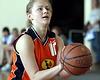Finał Wojewódzkiej Licealiady w koszykówce dziewcząt