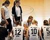 Półfinały Gimnazjady w koszykówce dziewcząt