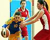 Powiatowa Licealiada w koszykówce dziewcząt